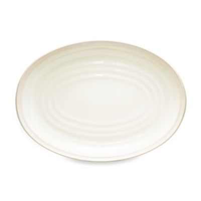 Noritake® Colorvara 16-Inch Oval Platter in White