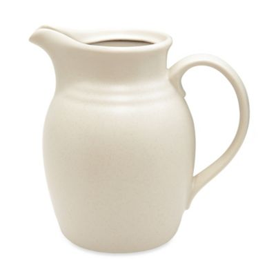 Noritake® Colorvara 72-Ounce Pitcher in White