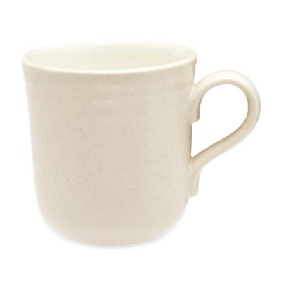 Noritake® Colorvara 13-Ounce Mug in White