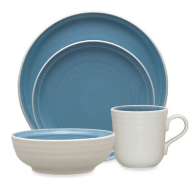 Noritake® Colorvara 4-Piece Place Setting in Blue