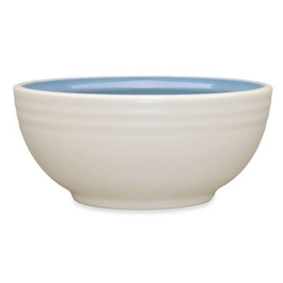 Noritake® Colorvara Round Vegetable Bowl in Blue