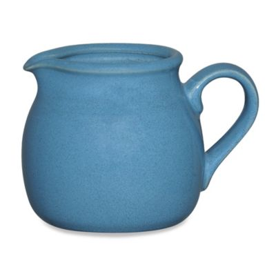 Noritake® Colorvara 12-Ounce Creamer in Blue