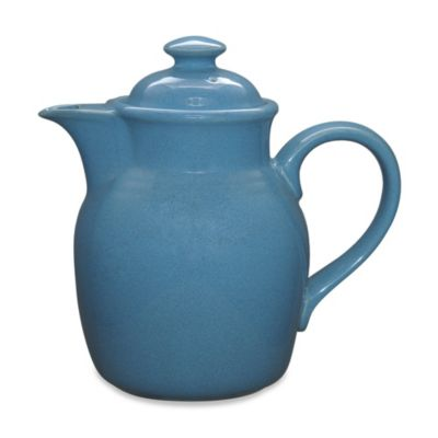 Noritake® Colorvara 53-Ounce Coffee/Tea Server in Blue