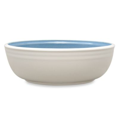 Noritake® Colorvara 80-Ounce Pasta Serving Bowl in Blue
