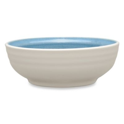 Noritake® Colorvara 18-Ounce Cereal Bowl in Blue