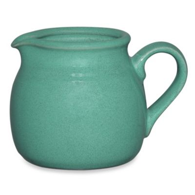 Noritake® Colorvara 12-Ounce Creamer in Green