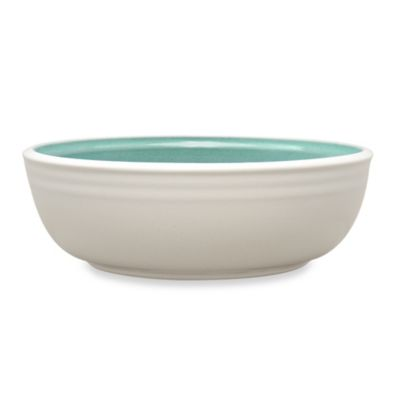 Noritake® Colorvara 80-Ounce Pasta Serving Bowl in Green