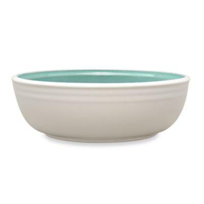 Noritake® Colorvara 80-Ounce Pasta Serving Bowl in Green