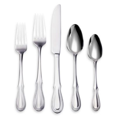 Oneida® Nottingham 5-Piece Flatware Place Setting