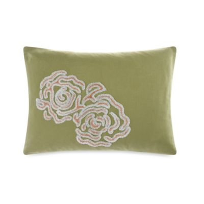 Barbara Barry® Bouquet Boudoir Toss Pillow