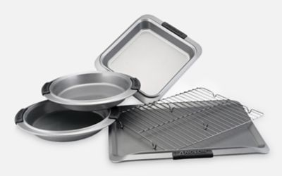 Anolon® Advanced 5-Piece Bakeware Set