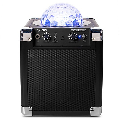 ION House Party Bluetooth® Speaker System