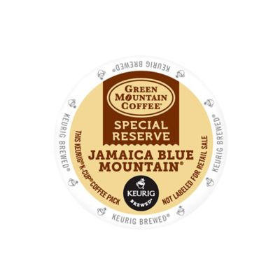 K-Cup® 16-Count Green Mountain Coffee® Special Reserve Jamaican Blue Mountain Coffee for Keurig®