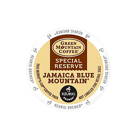 K-Cup 16-Count Green Mountain Coffee Special Reserve Jamaican Blue Mountain Coffee for Keurig