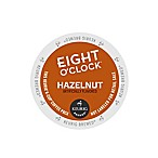 K-Cup® 18-Count Eight O' Clock® Hazelnut Medium Roast Coffee for Keurig® Brewers