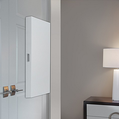 Cabidor 174 Concealable Hinge Mounted Mini Storage Cabinet