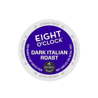 Keurig® K-Cup® Pack 18-Count Eight O' Clock® Dark Italian Roast Coffee