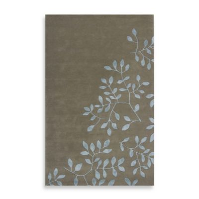 Rugs America Millennium 8-Foot x 11-Foot Rug in Oxford Grey