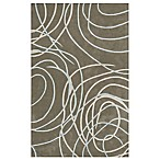 Rugs America Millennium Rug in Horizon Gray