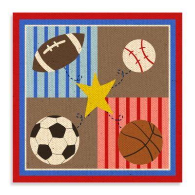 Sports I Wall Art