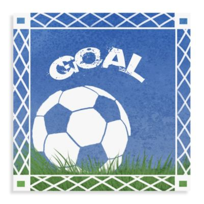 Goal Canvas Wall Art I