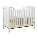 Bedford Classic Crib in French White