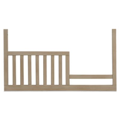 Newcastle Toddler Rail with Vintage Finish
