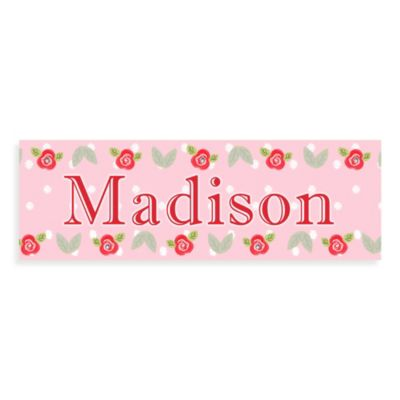 Madison Canvas Wall Art
