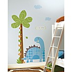 RoomMates Babysaurus Peel and Stick Growth Chart