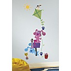 RoomMates Blues Clues Peel and Stick Growth Chart