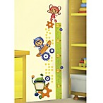 RoomMates Team Umizoomi Peel & Stick Growth Chart