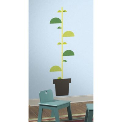 RoomMates ONE Décor Book Stalk Growth Chart Wall Decals