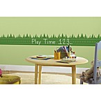 RoomMates ONE Décor Learning Lawn Chalkboard Wall Decals