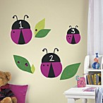 RoomMates ONE Décor Lady Bug Chalkboard Wall Decals