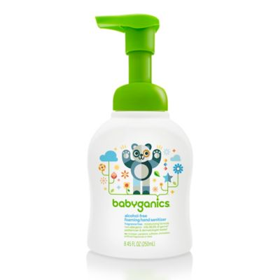 BabyGanics® The Germinator 8.45 oz. Fragrance-Free Foaming Hand Sanitizer