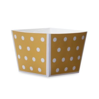 Cube Paper Baking Cups in Yellow (Set of 12)
