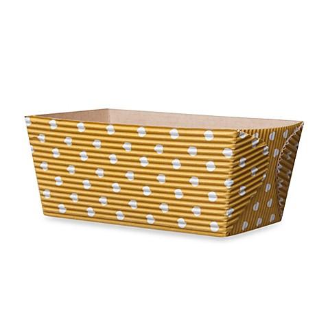 Buy Oven Safe Paper 4 5 Inch Rectangular Loaf Pans In