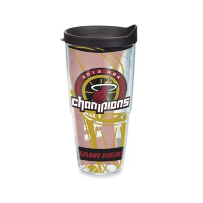 Tervis® Miami Heat Champions Wrap Large 24-Ounce Tumbler