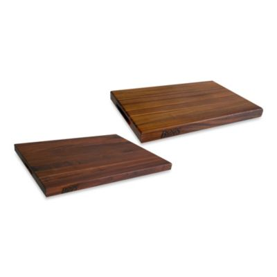 John Boos Reversible 18-Inch x 12-Inch Walnut Cutting Board