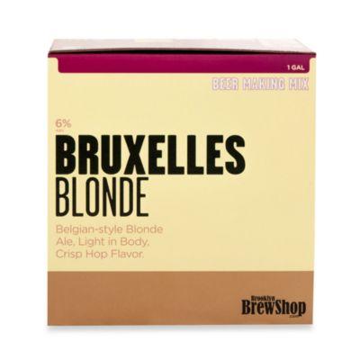 Brooklyn BrewShop Bruxelles Blonde Beer Refill Mix