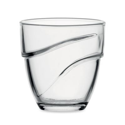 Duralex 7-3/4-Ounce Wave Tumbler (Set of 6)