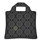 inSAK Fleur Reusable Shopper in Black