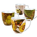 Waechtersbach Nature Mugs (Set of 4)