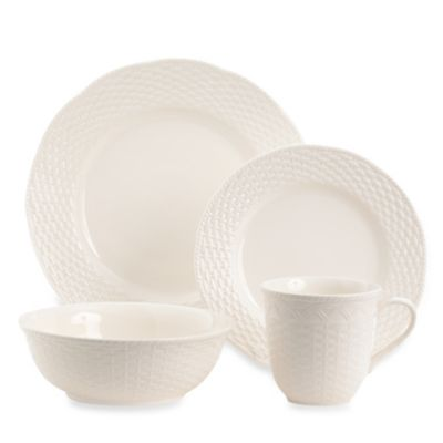 Red Vanilla Dinner Set