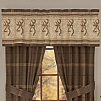 Browning Buckmark Window Valance