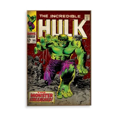 """The Incredible Hulk"" Wall Art"