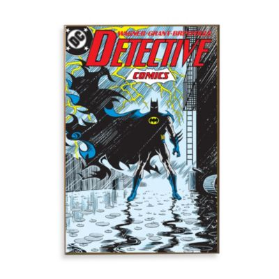 "Batman ""Detective Comics"" Wall Décor Plaque"