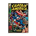 Captain America Album Issue 13