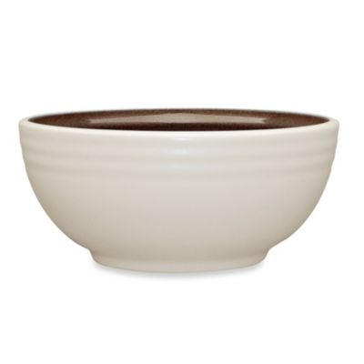 Noritake® Colorvara Vegetable Bowl in Chocolate