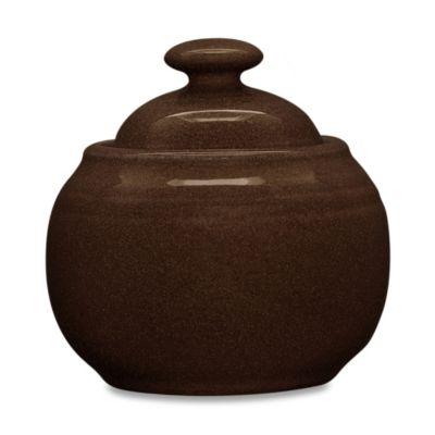 Noritake® Colorvara 2-Piece Covered Sugar Bowl in Chocolate